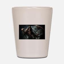 Death1 Shot Glass