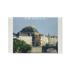 Prague State Opera House Magnets