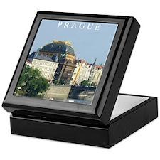 Prague State Opera House Keepsake Box
