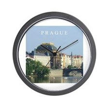 Prague State Opera House Wall Clock
