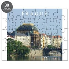 Prague State Opera House Puzzle