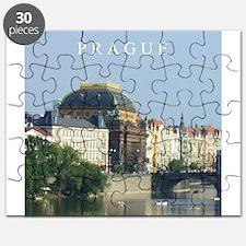 Prague State Opera House Puzzle