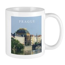 Prague State Opera House Mugs