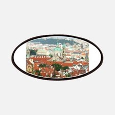 Prague Czech Republic souvenir Patches