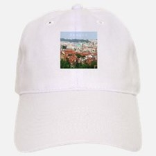 Prague Czech Republic souvenir Baseball Baseball Cap