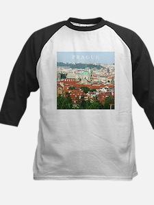 Prague Czech Republic souvenir Baseball Jersey