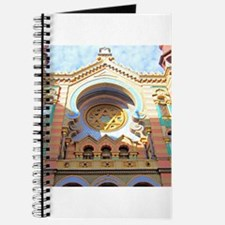 Colorful Jerusalem Synagogue Journal