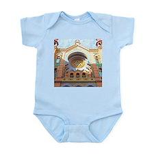 Colorful Jerusalem Synagogue Body Suit