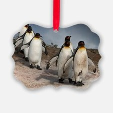 March of the Penguins Ornament