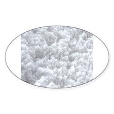 White Snow texture Decal