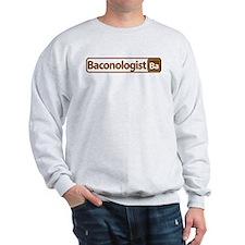 Baconologist Crew Sweatshirt