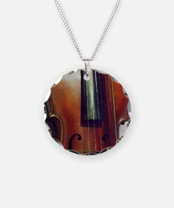 The Beautiful Viola Necklace
