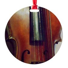 The Beautiful Viola Ornament