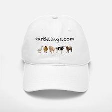 earthlings Baseball Baseball Cap