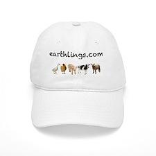 earthlings Baseball Cap