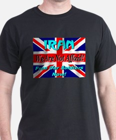 Iran Free Our Soldiers Now T-Shirt