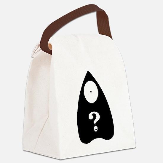 Talking Board Canvas Lunch Bag