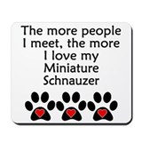 Dog owner Classic Mousepad