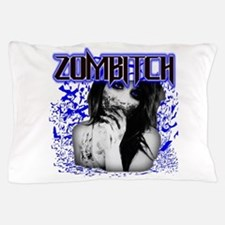 Zombitch Pillow Case