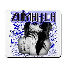 Zombitch Mousepad