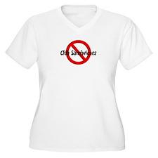Anti Club Sandwiches T-Shirt