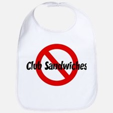 Anti Club Sandwiches Bib