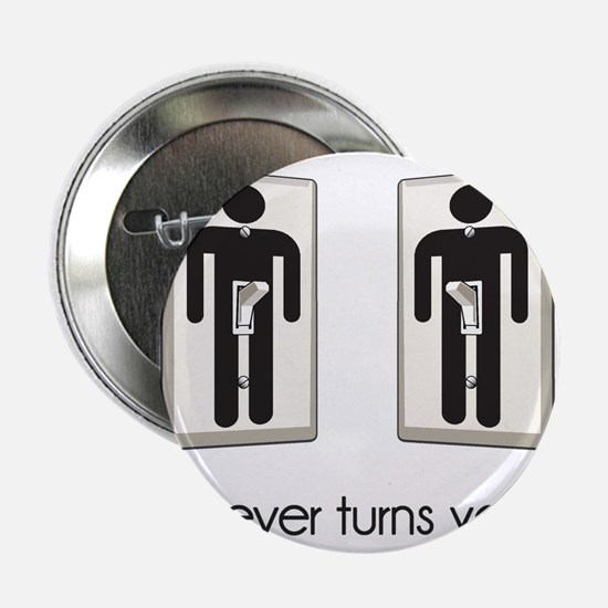Whatever Turns You On Gay Male Light Switch 2.25""