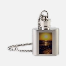 Sunset Flask Necklace