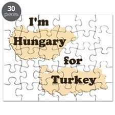 Im Hungary For Turkey (Hungry for Thanksgiving!) P