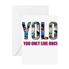 Yolo Greeting Cards