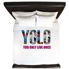 Yolo King Duvet