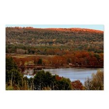 Sennebec Lake, Union, Mai Postcards (Package of 8)
