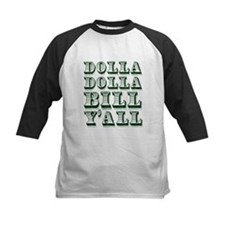 Dolla Dolla Bill Yall Cash Money Dollars Baseball