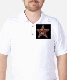 Sunset as a Star Art T-Shirt