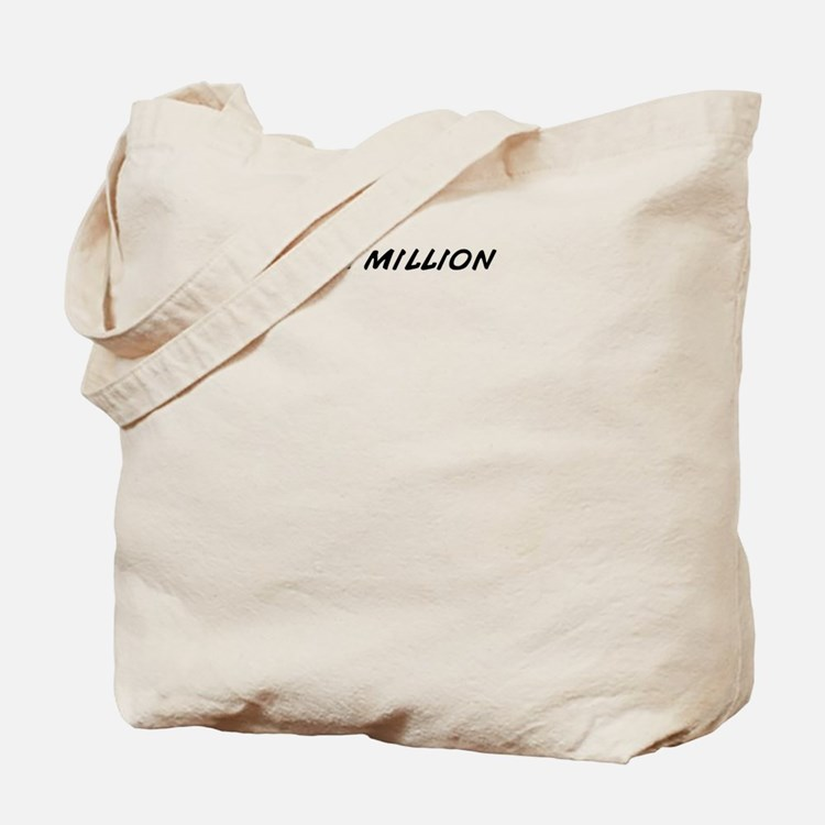 Cute Million Tote Bag