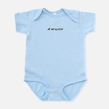 Cute Million Infant Bodysuit