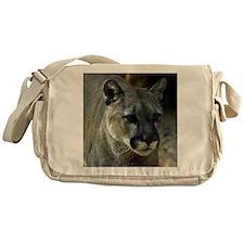 Young Cougar Messenger Bag