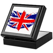 Union Jack Keepsake Box