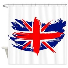 Union Jack Shower Curtain