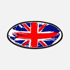 Union Jack Patches