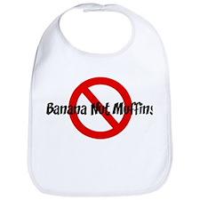 Anti Banana Nut Muffins Bib