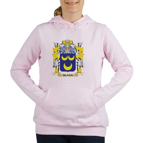 Bliven Coat of Arms - Family Crest Sweatshirt