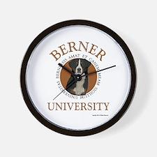 Berner University Wall Clock