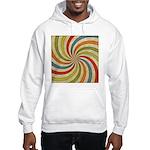 Psychedelic Retro Swirl Hoodie