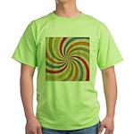 Psychedelic Retro Swirl T-Shirt