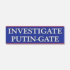 Investgate Putin-gate Car Magnet 10 x 3