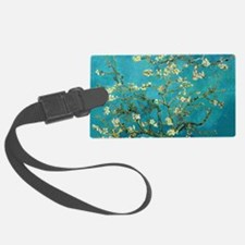 Vincent Van Gogh Blossoming Almo Luggage Tag