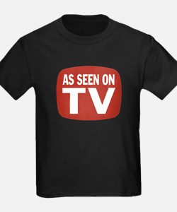 AS SEEN ON TV T