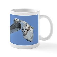 Snowy flying Mug