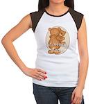 Momma Bear Women's Cap Sleeve T-Shirt